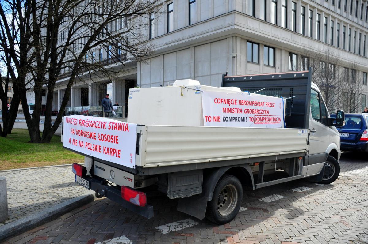 | Zdjęcie dotyczy Protest rybaków [zdjęcia] zostało dodane przez WiO Warszawa i Okolice  - w dniu 2017-03-16 id nr: 546289 |