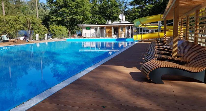 W sobotę otwarcie basenu w Powsinie [ZDJĘCIA] Warszawa | wio.waw.pl