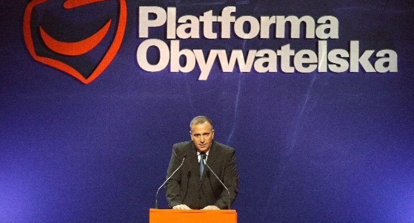 Schetyna Nie Wystartuje W Wyborach Na Szefa Platformy