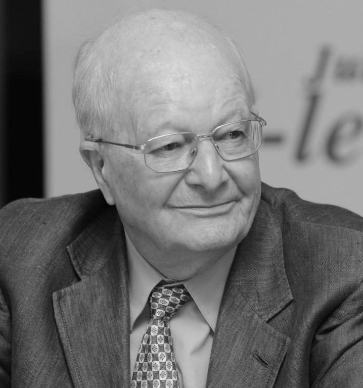 Pożegnaliśmy prof. Jerzego Regulskiego