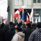 Rolnicy protestują w czwartek przed Kancelarią Premiera